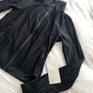 SALE✅New! Sold Out! Lululemon Sweaty Or Not Jacket
